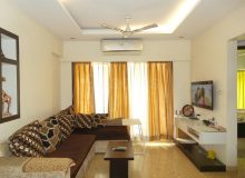 2 bhk residential apartment